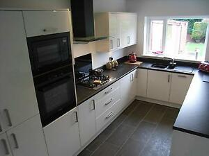 Complete High Gloss Kitchens