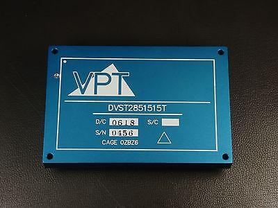 Dvst2851515t Vpt Inc High Reliability Dc Dc Converter 28V Triple Output 10 Lead