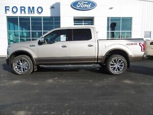 2017 Ford F150 SUPERCREW LARIAT 4X4