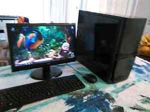 Quality Intel Core i5 Desktop Computer Cameron Park Lake Macquarie Area Preview