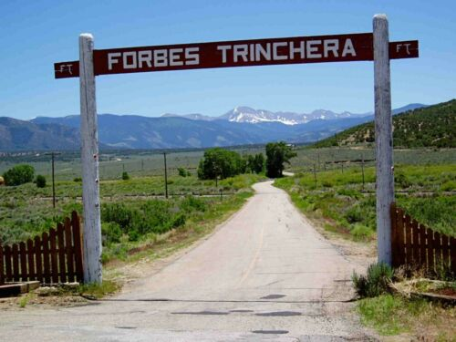 COLORADO RANCH 11+ ACRE AWESOME VIEW LOT