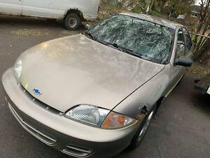 Chevrolet Cavalier 2002 OR bas kilo!!