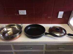 Selling cookpot (indian kadai) and 2 pans Coorparoo Brisbane South East Preview
