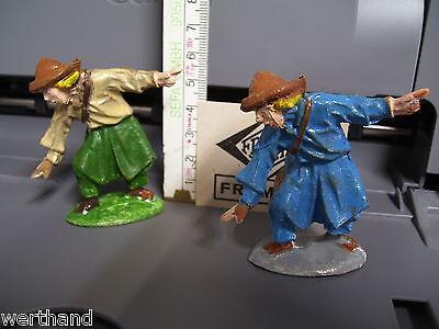 2x Original alte Fröha Figuren  Figur