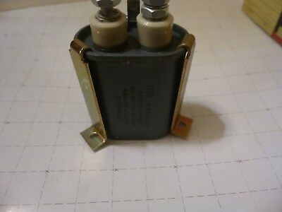 Oil Capacitor .5 Ufd 700 Vac- 1500 Vac Sprague No Pcbs