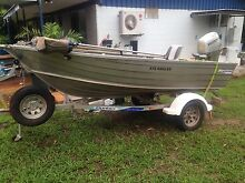 3.75 angler horizon tinny boat Bees Creek Litchfield Area Preview