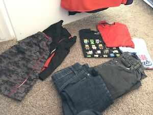 Boys clothing lot - 7-8 /10 years