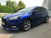 Ford Focus Tur. ST NAVI CAMERA WINTERPAKET SONY LEDER