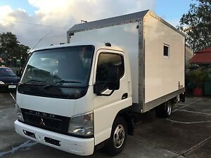2006 PANTECH VAN WITH TIEMON TAILGATE LIFT Robina Gold Coast South Preview