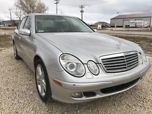 2005 Mercedes-Benz E500 4MATIC - With Warranty!