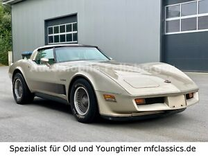 Corvette C3 Collectors Edition mit nur 13900 miles Sammle