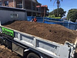 FREE Clean fill. Soil and crushed sandstone. Free delivery. Randwick Eastern Suburbs Preview