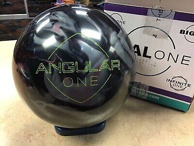 15lb Ebonite TRIPLE ANGULAR ONE International RARE 1st Qlty Bowling Ball NIB