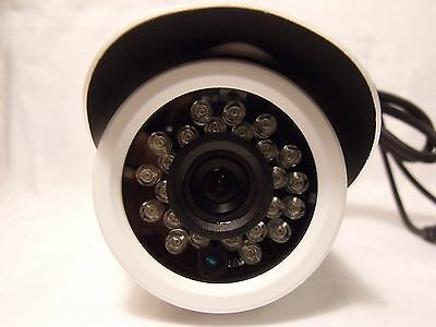 Color Outdoor Bullet Camera (New Color CCTV Camera B90IR24W 1/3MP 24IR 3.6MM Lens Outdoor Bullet with IR)
