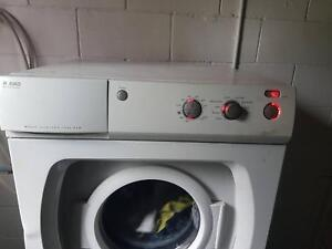 Front load washing machine stand gumtree australia free local front loading washing machine asko w6222 fandeluxe Choice Image