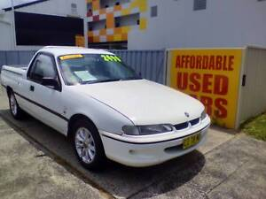 1998 Holden Commodore Ute 1 Year RoadSide Assist Woy Woy Gosford Area Preview