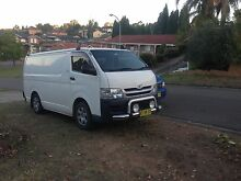 2009 TOYOTA HIACE Abbotsbury Fairfield Area Preview