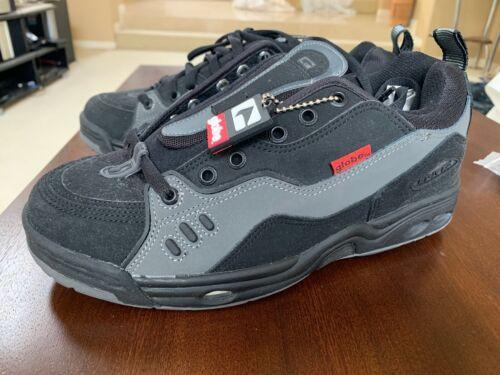 Globe CT-IV Classic Skate Shoes Chet Thomas 4 Ct-iv Black on Black Original