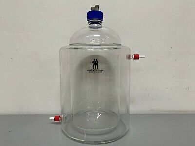 Adams Chittenden Scientific 5 Liter Jacketed Collection Flask Cold Trap
