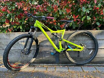 Specialized Camber 29er Mountain Bike 2017 Green/Black