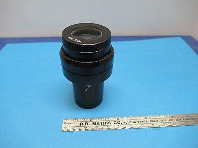 Wpk 10x Eyepiece Polyvar Reichert Austria Optics Microscope Part As Is 85-a-40