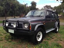 Nissan patrol 4.2 diesel one owner low km Melbourne CBD Melbourne City Preview
