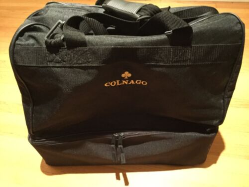 NOS Rare Colnago Cycling Racing Bag Made in Italy