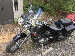 1999  Yamaha V Star 650