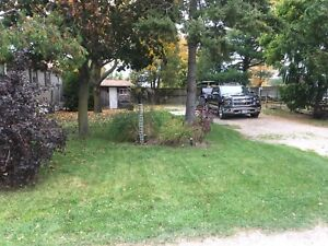 Premium Lot. Pine lake campground in Bayfield