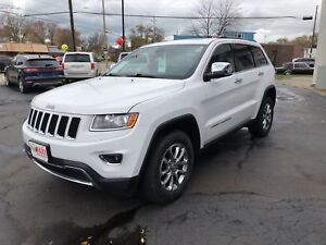 2015 Jeep Grand Cherokee Limited - SUNROOF, REAR VIEW CAMERA