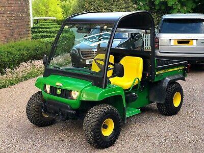 John Deere TS Gator - Utility Vehicle - 880 HOURS - Polaris / Kubota / Toro