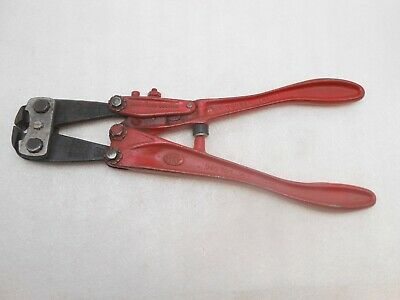 Boltrivet Cuttersnippers By H. K. Porter