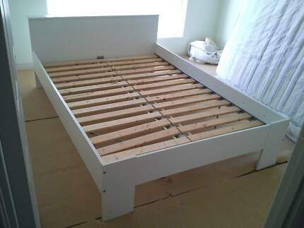 Double Bed Ikea ;Aneboda