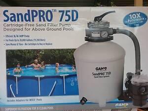 Sand Pro 75D Pool pump and sand filter. Brand new still in box. Irymple Mildura City Preview