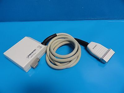 USED ATL INTERSPEC APOGEE 11-5 MHZ L40 LINEAR ARRAY ULTRASOUND TRANSDUCER (10220)