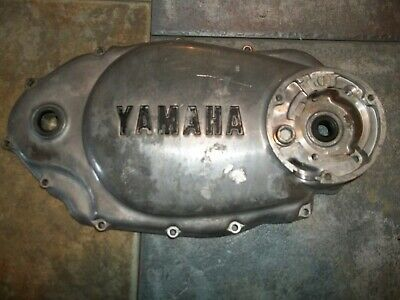 1973 Yamaha TX500 TX 500 XS Clutch Cover Engine Side        JKM