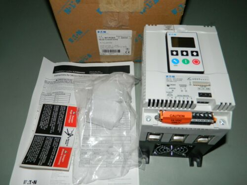 NEW Eaton S811+R13N3S Reduced Voltage Soft Starter - Max 600V 135 Amp 125 Hp