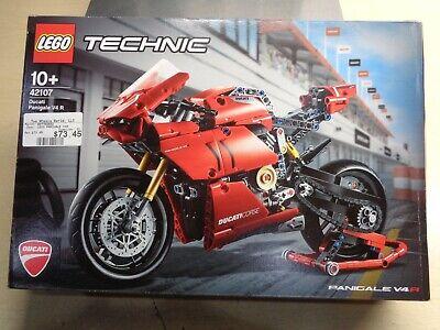 DUCATI PANIGALE V4 R LEGO BIKE MODELS #987702822