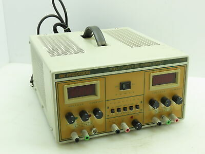 Bk Precision 1760 Triple Output Dc Power Supply 0-30dc Bad Positive Terminal