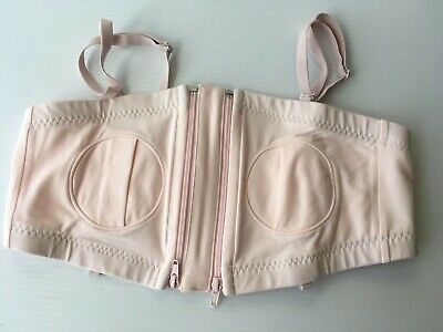 Simple Wishes Hands-Free Breast Pumping Bra - X-Small - Large, Pink