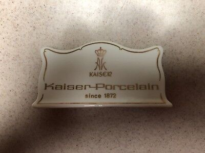 KAISER-PORCELAIN STORE DISPLAY for sale  Algonquin