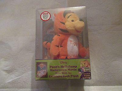 Winnie The Pooh Halloween Movies (Winnie the Pooh's Heffalump Halloween Movie DVD (Limited Edition 2005) &)