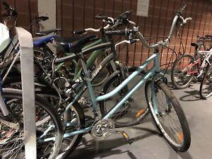 """""""Easy Traveller"""" bike, barely used!"""