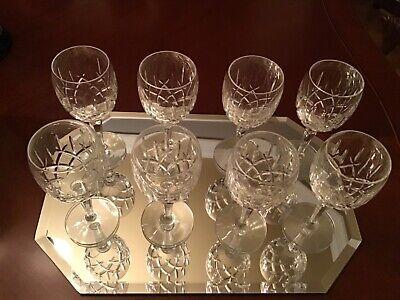 Lady Anne by Gorham Crystal Wine Glass
