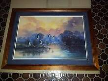 Framed Prints Set x2 - John Sindelar Manly West Brisbane South East Preview
