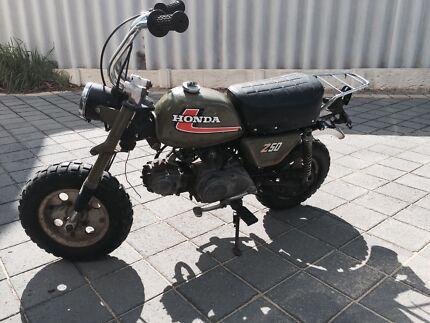 Honda mini bikes  Craigie Joondalup Area Preview