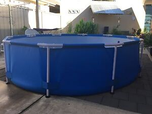 Above ground swimming pool Seaton Charles Sturt Area Preview