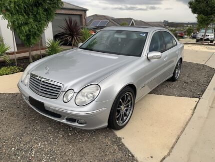 E320 Mercedes elegance Bonner Gungahlin Area Preview