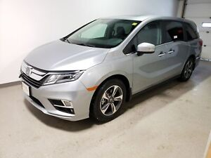 2019 Honda Odyssey EX-L w/RES|Save Thousands|Htd Lther|DVD