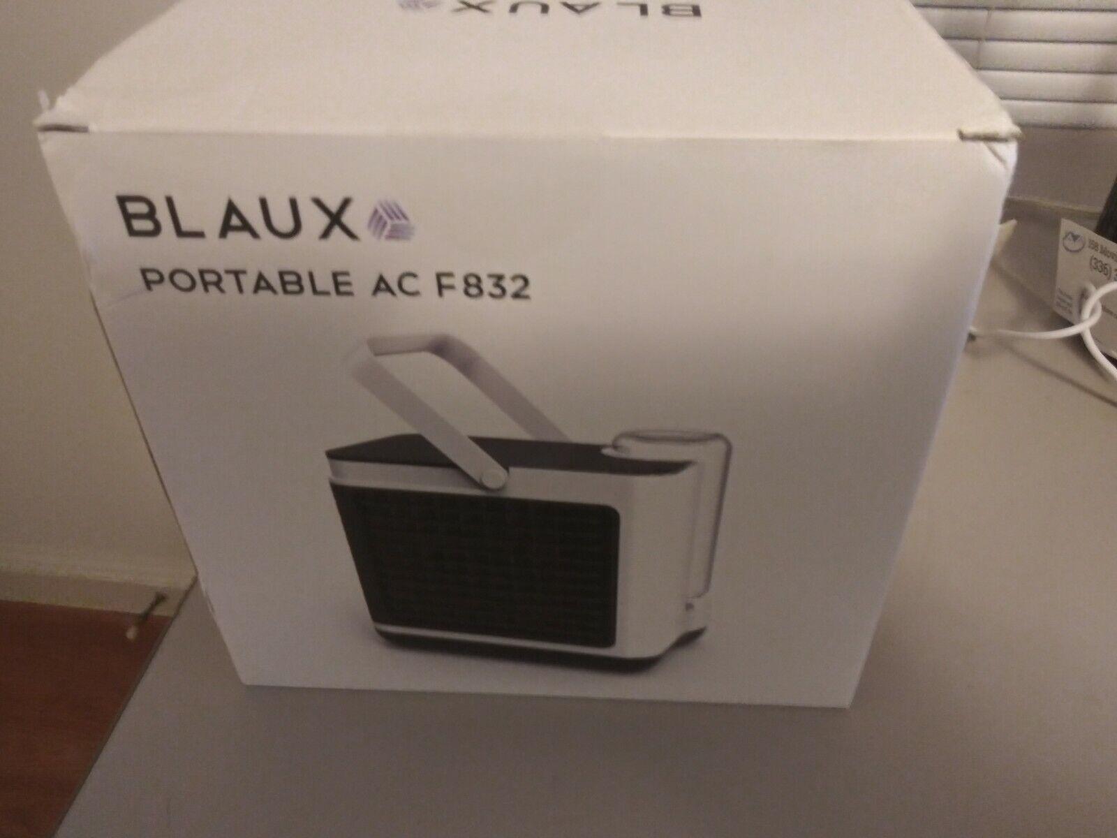 Blaux Portable Air Conditioner AC F832 Brand New